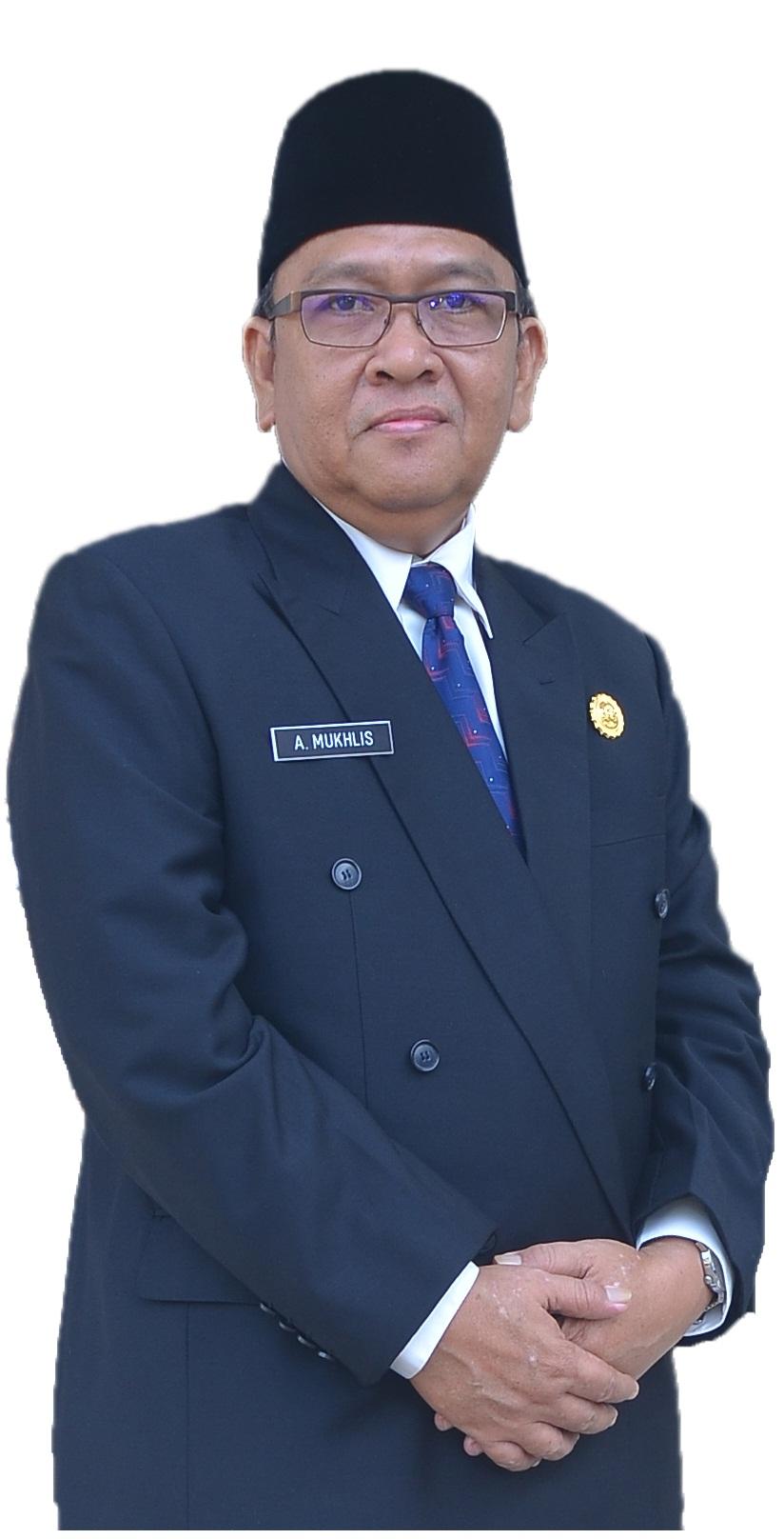 H. AKHMAD MUKHLIS, SE., M. Si